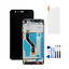 LCD-Ecran-tactile-Huawei-P10-Lite-Noir-chassis-WAS-LX1A-Outils-Protection