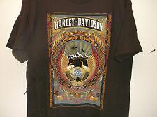 """Harley-davidson """"H-D Horizon"""" short sleeve Large shirt t-shirt"""