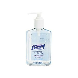Gojo PURELL Instant Hand Sanitizer Pump Dispenser Bottle - 965212EA