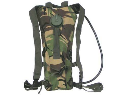 Aqua Bladder Hydration Pack Army Dpm Military SAS