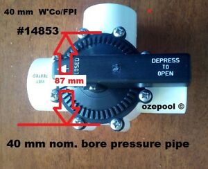 3-WAY-VALVE-FPI-for-40mm-NB-PIPE-48mm-OD-WHOLE-VALVE-CHEAPER-than-parts-KIT