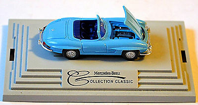 Automotive Mercedes Benz 300 Sl W 198 Roadster 1957-63 Collection Classic 1:87 Wiking Luxuriant In Design Toys, Hobbies