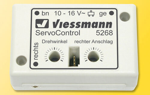 Viessmann 5268 servocontrol #neu OVP #