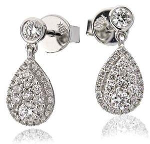Boucles-d-039-oreilles-en-or-18-carats-sertie-de-diamants-poids-2-9-grammes