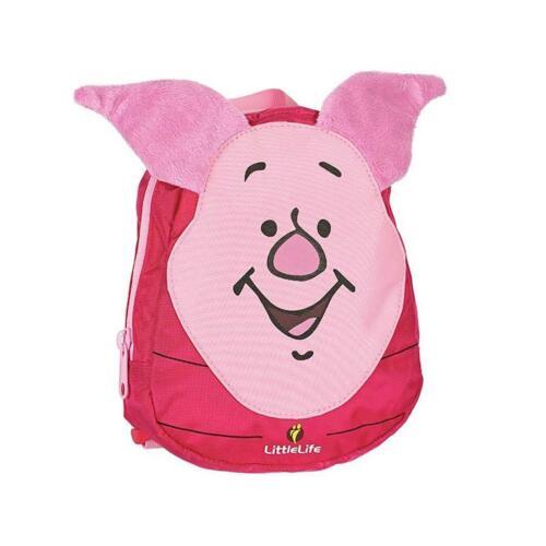Littlelife Disney Porcinet Toddler sac à dos 1-3 ans construit en Sécurité Rêne