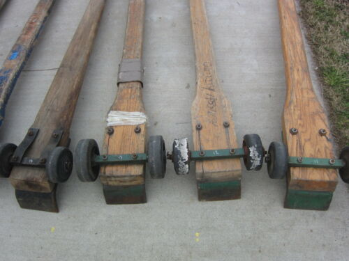 """Fairbanks Louderback 72/"""" 84/"""" Lever Dolly Pry Bar Used"""