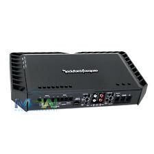 ROCKFORD FOSGATE T400-4 POWER 400W MAX 4-CHANNEL CLASS AB CAR AUDIO AMPLIFIER