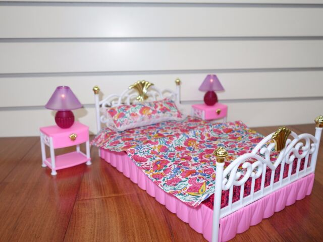 Incredible 99001 My Fancy Life Bedroom Gloria Barbie Size Doll Furniture Pdpeps Interior Chair Design Pdpepsorg