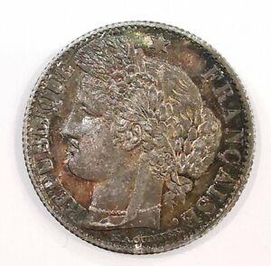 Coin 50 Cents Silver 1874A France Qualité.AD3744
