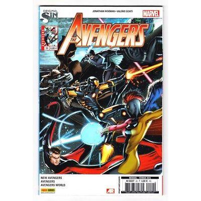 100% Waar Avengers (panini - Magazine - 4° Série) N° 20 - Comics Marvel