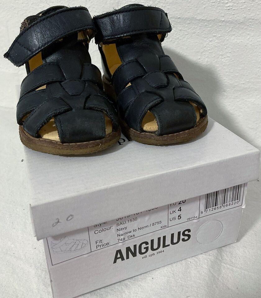 Sandaler, str. 20, Angulus