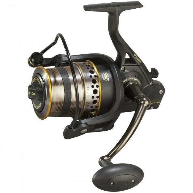 Penn Battle ll Long Cast Surf Big Pit Fishing Reel 7000 or 8000 With 2 Spools