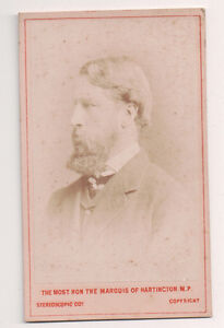 Vintage-CDV-Spencer-Cavendish-8th-Duke-of-Devonshire-Marquess-of-Hartington