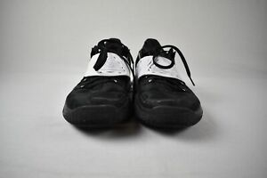Nike Kyrie Low 3 Basketball Shoes Men's Black/White Used 14
