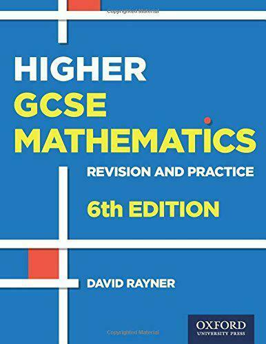 Revision Und Praxis: Gcse Mathematik: Higher Student Book: 6th Ausgabe Rayner, D