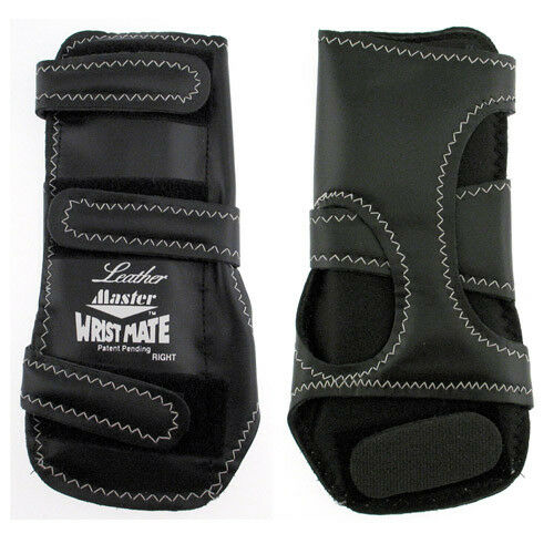 Master Leather Wrist Mate Bowling Support