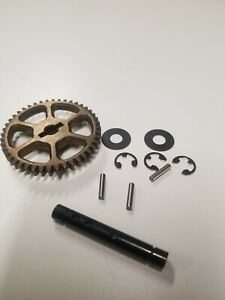 For HPI Savage Flux 44t Central Differential 4.6 5.9 Gears Drive//Conversion