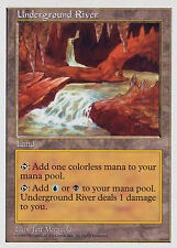 Magic The Gathering 5th Edition Underground River x1
