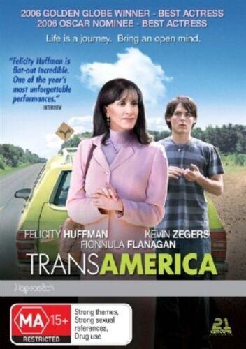 1 of 1 - Transamerica (DVD, 2006) R4 PAL NEW FREE POST