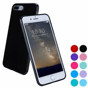 For-Apple-iPhone-5S-5-Case-Silicone-Bumper-Gel-Soft-TPU-Jelly-Cover-Rubber-Skin