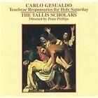 Carlo Gesualdo - : Tenebrae Responsories for Holy Saturday (2002)