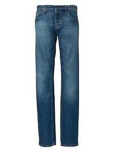 gucci jeans 100 baumwolle herren jeanshose denim ebay. Black Bedroom Furniture Sets. Home Design Ideas