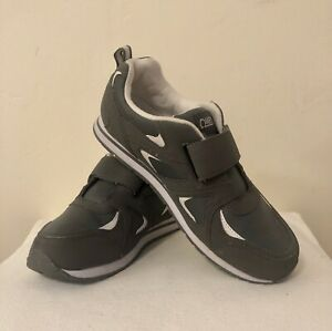omega comfort zone ortho casual walking sneakers gray