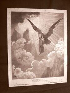 Incisione-di-Gustave-Dore-del-1890-Dante-sogna-Aquila-Divina-Commedia-Purgatorio