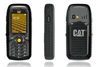 New Caterpillar Cat B25 Black Unlocked GSM Cellular Phone Military Grade IP67