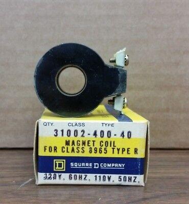 400-40 65108 120V 60Hz Square D Magnet Coil
