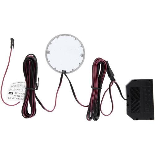 3W 280lm Strahler 12V Mini-AMP Touch Schalter LED Slim Master Aufbaustrahler