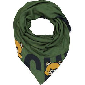 comprare on line df9d9 45432 MOSCHINO sciarpa scialle Wrap molto grande 140cm x 140cm 93% modal ...