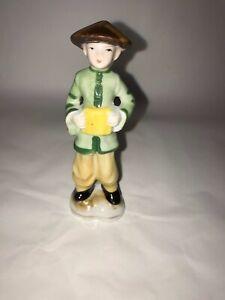 Occupied Japan Vintage Porcelain Figurines Lot Of 4 Ebay