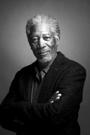 "Morgan Freeman Poster 16/""x24/"""