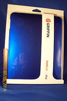 Griffin Gb01616 Apple Ipad Outfit Ice Hard-shell Case (blue) 1st Generation