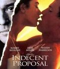 Indecent Proposal 0883929301959 With Woody Harrelson Blu-ray Region a