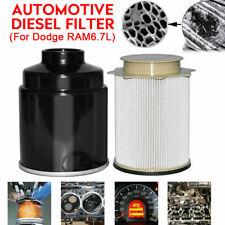 Mopar Fuel Filter fits 2003-2009 Dodge Ram 2500 Ram 3500 Ram 2500,Ram 3500  FBS