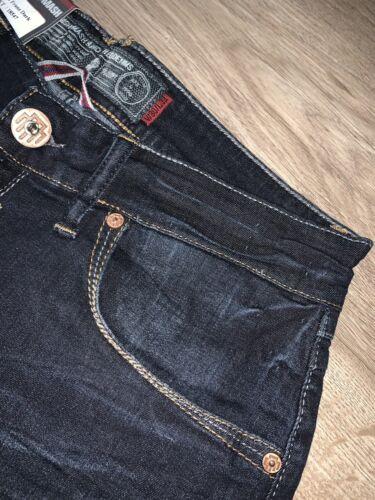 Mish Mash Dark Franz Tapered Leg Jean £25.99 rrp £65