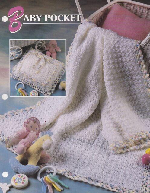 Annie/'s crochet patterns Thread Baby Layette /& Afghan