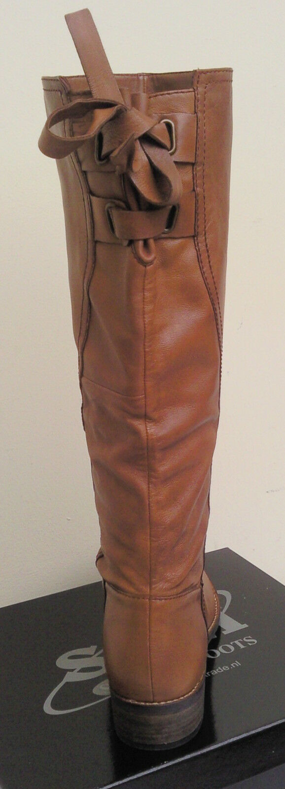 SPM Niagara, elegante elegante elegante Damen Stiefel, echtes Leder, hellbraun, NEU, Gr. 38 e725b3