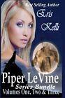 Piper Levine Series Bundle Volumes 1, 2, and 3 by Eris Kelli (Paperback / softback, 2013)
