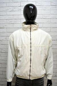 Giubbotto-MURPHY-amp-NYE-Uomo-Giacca-Giubbino-Taglia-XXL-Cappotto-Jacket-Bianco