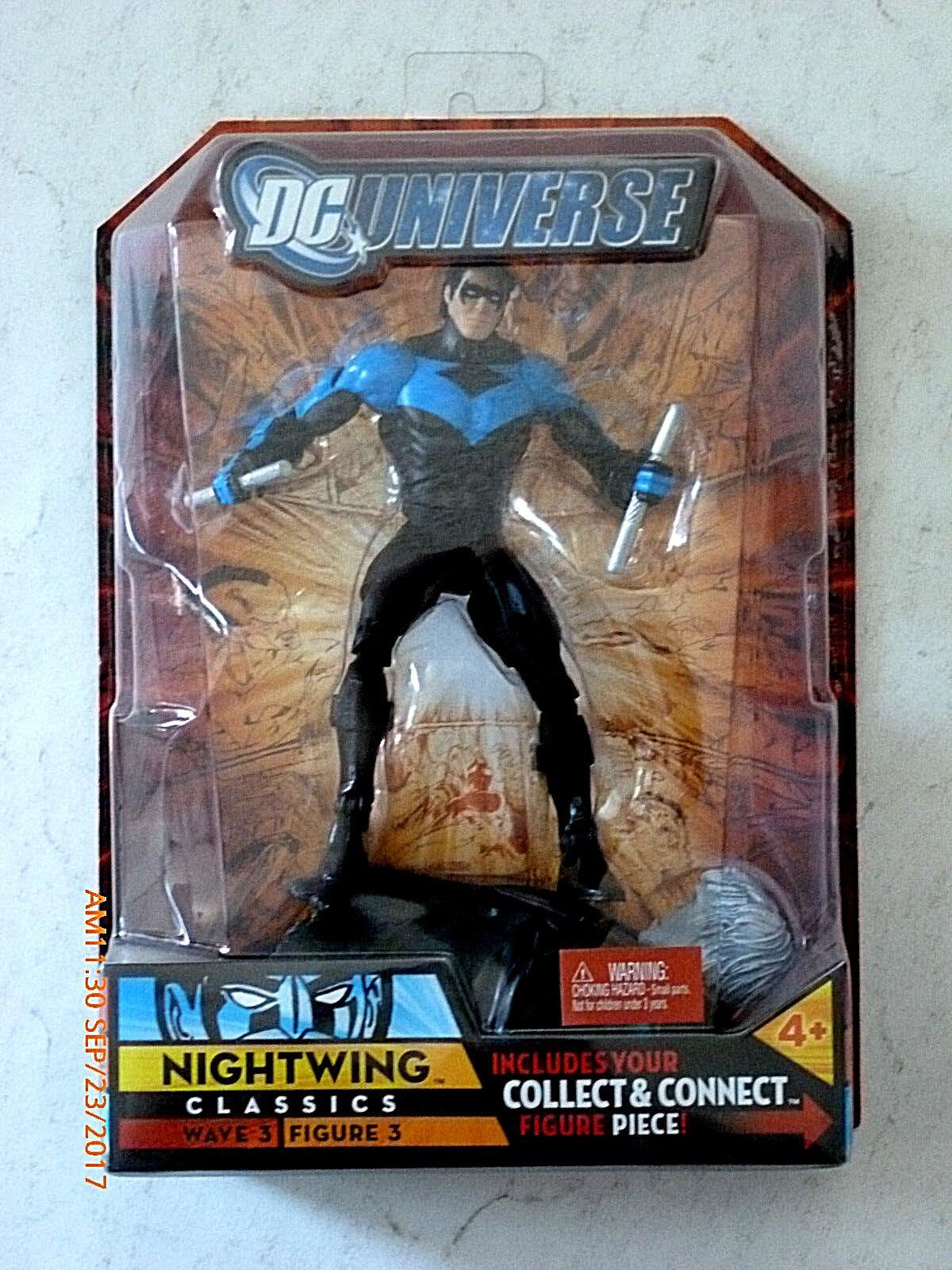 Mattel Dcuc Dc Universo Nightwing Figura De Acción  nuevo