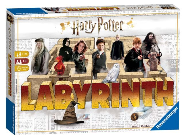 Ravensburger HARRY POTTER Jigsaw Puzzles & Games inc Pictopia & Labyrinth