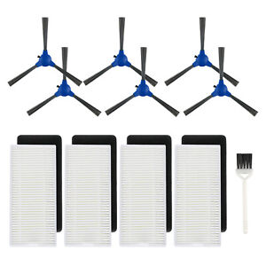 8PCS Accessories for Eufy RoboVac 11S RoboVac 3 Parts Spare Brushes Filters