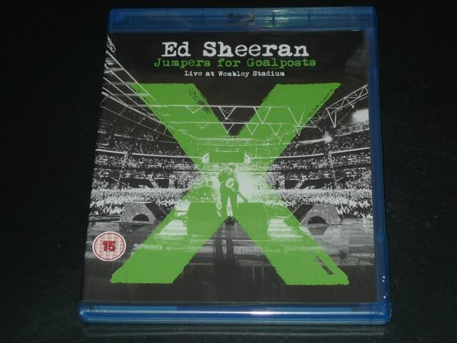Ed Sheeran: Jumpers for Goalposts - Live at Wembley Stadium (Blu-ray Disc, 2015)