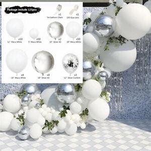 Balloon Arch Garland Kit Happy Birthday Party Christmas Baby Shower Hen Decor UK