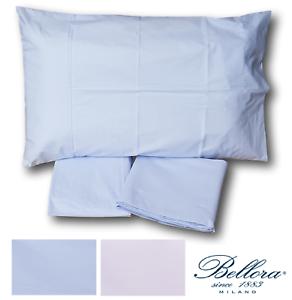Bellora Set Duvet Cover Colour Percale Cotton 100 Double