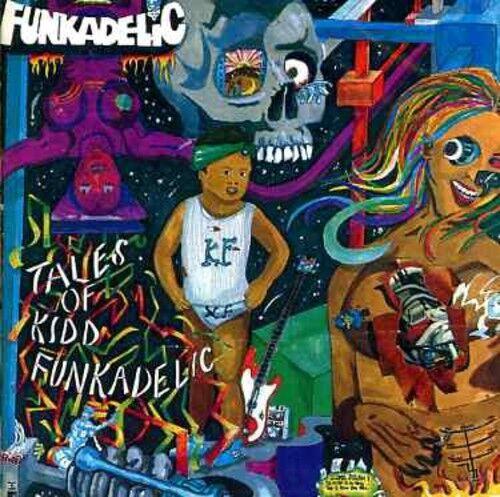 Funkadelic - Tales of Kidd Funkadelic [New CD] UK - Import