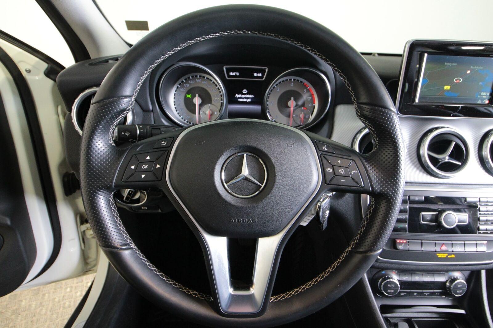 Mercedes GLA200 CDi